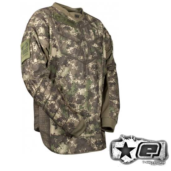 Planet Eclipse G3 Molle HDE Camo Paintball Jers...