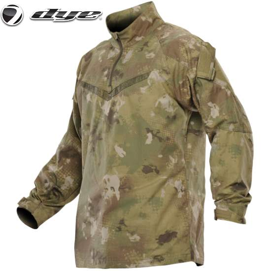 Dye Tactical Paintball Pullover 2.0 Dyecam (L/XL)