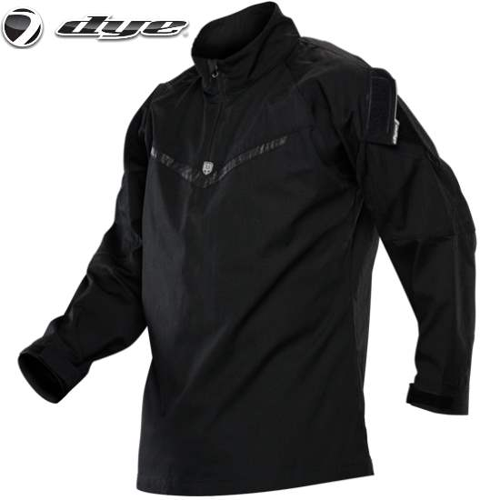 Dye Tactical Paintball Pullover 2.0 schwarz (L/XL)