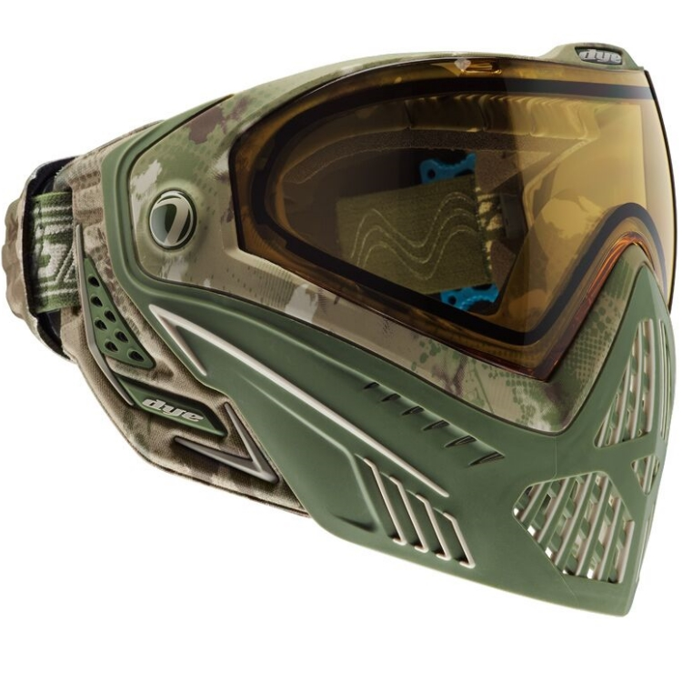 Dye I5 Paintball Thermal Maske (Dyecam)
