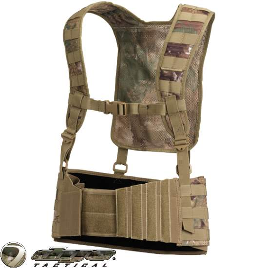 Dye Tactical Paintball Molle Harness / Trageges...