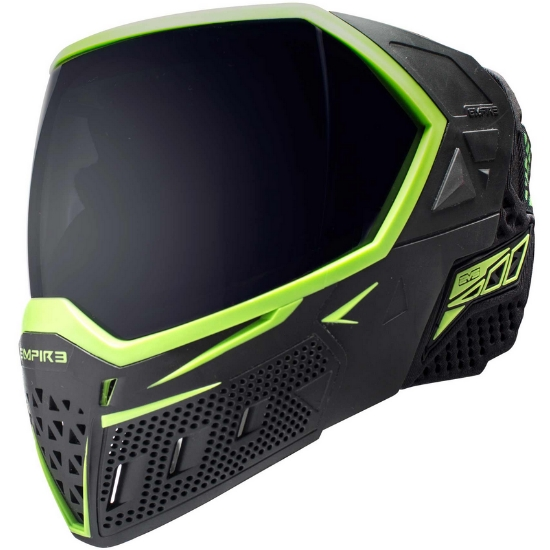 Empire EVS Paintball Maske (schwarz / grün)