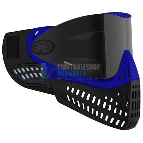 Empire E-Flex Paintball Maske (schwarz/blau)