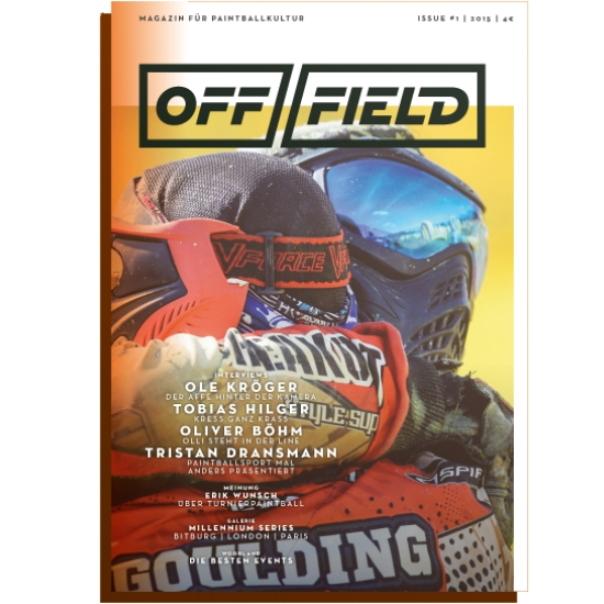 Off Field - Das Magazin für Paintball Kultur (H...