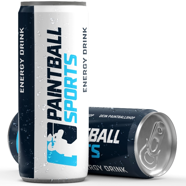 Paintball Sports Energy Drink Dose (225ml)