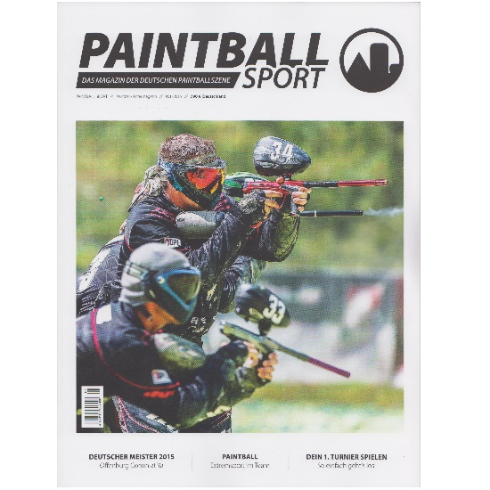 Paintball Sport Magazin (Ausgabe 2015)