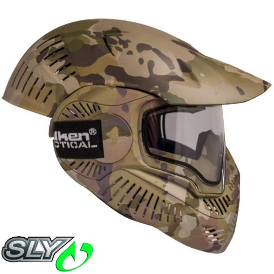 Sly Annex MI-7 Full Cover Paintball Thermal Mas...
