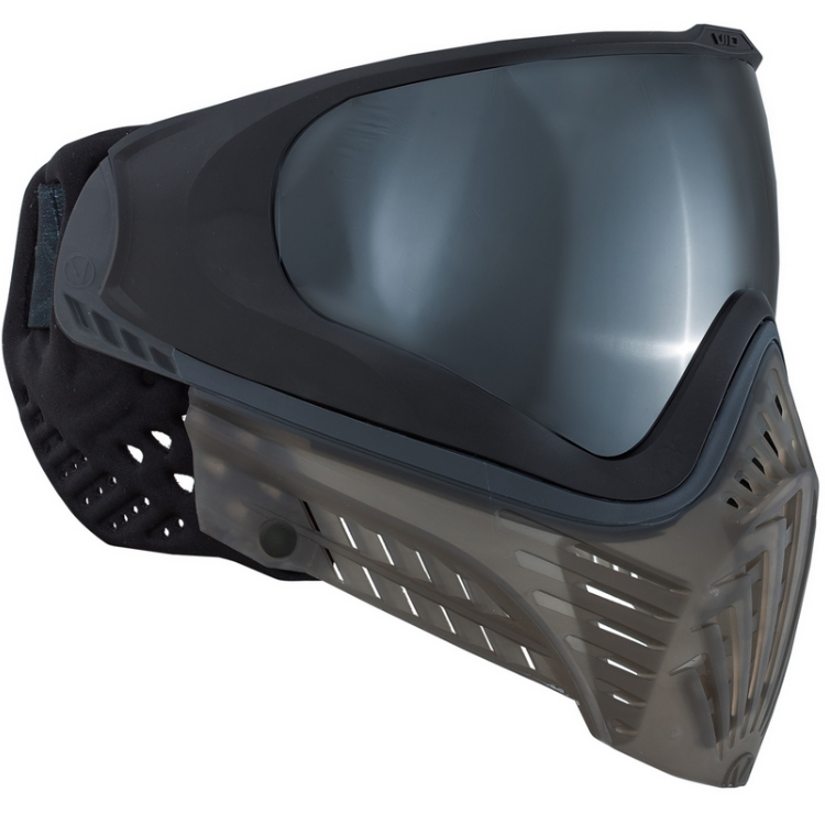 Virtue VIO XS Paintball Maske (Crystal Black)