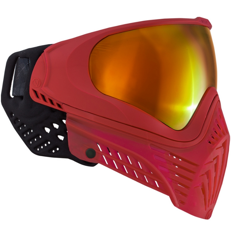 Virtue VIO XS Paintball Maske (Crystal Fire)