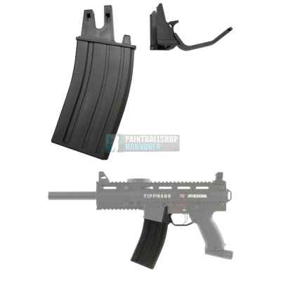 Tippmann X-7 Phenom M-16 Courved Mag (T230005) | Paintball Sports