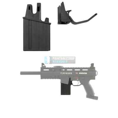 Tippmann X-7 Phenom M-16 Straight Short Mag (T230007) | Paintball Sports
