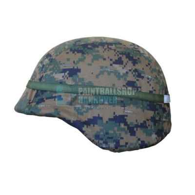 Tarnbezug für Paintball Tactical Helme (Digital Camo) | Paintball Sports