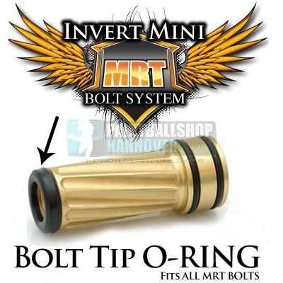 TechT MRT, Mini, AXE & KUSH Bolt Tip Oring | Paintball Sports