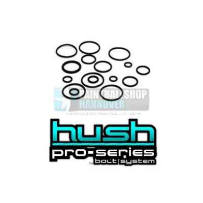 TechT O-Ring Kit für den EGO/ETEK Hush Bolt | Paintball Sports