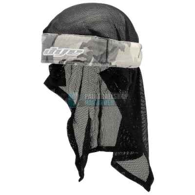 Dye Headwrap (Urban Camo / schwarz-grau) | Paintball Sports