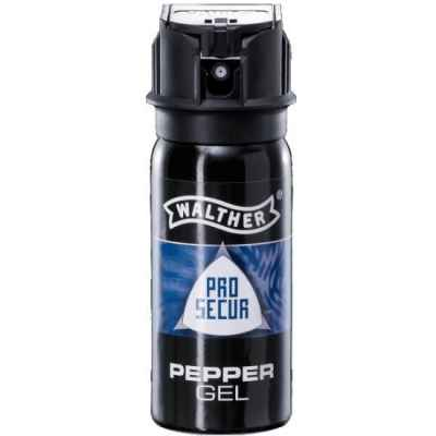 Walther ProSecur Pfeffer Gel - konzentrierter Wirkstrahl (47ml) | Paintball Sports