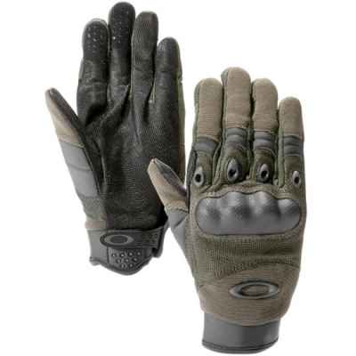 Paintball Tactical Handschuhe mit Protectoren (oliv) | Paintball Sports