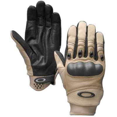 Paintball Tactical Handschuhe mit Protectoren (Desert/Tan) | Paintball Sports