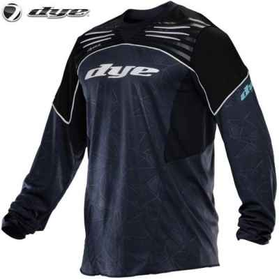DYE C14 UL Paintball Jersey (Navy blau, XS/S) | Paintball Sports