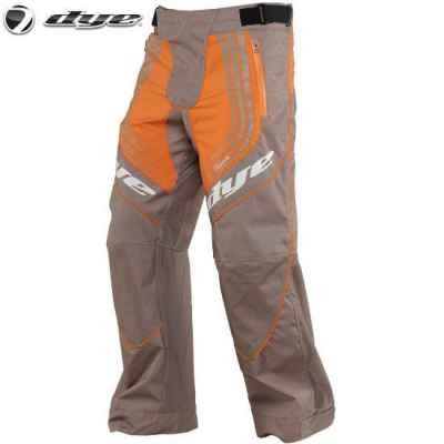 DYE C14 UL Paintball Hose / Pant (Dust Orange, M/L) | Paintball Sports
