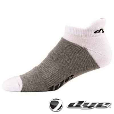 Dye Hidden Paintball Sport Socken (weiss/grau) - 43-47 | Paintball Sports