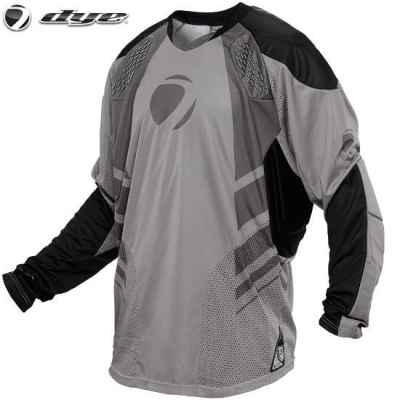 DYE C14 Paintball Jersey/Trikot (Formula1 Dark Lgt Gry, 2XL/3XL) | Paintball Sports