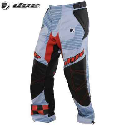 DYE C14 Paintball Hose / Pant (Bomber Blue Red, XL/2XL) | Paintball Sports
