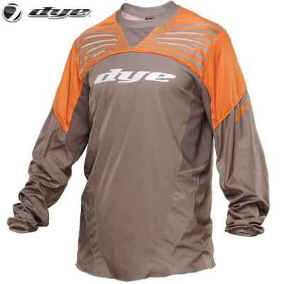 DYE C14 UL Paintball Jersey (Dust Orange, XL/2XL) | Paintball Sports