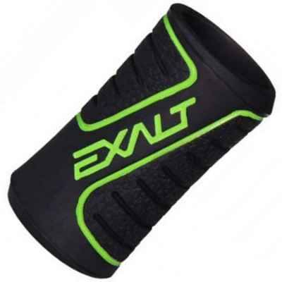 Exalt Regulator Grip / Gummicover für Frontregulator (black/lime | Paintball Sports
