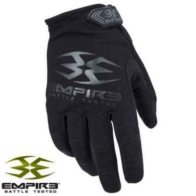 Empire BT Sniper Gloves / Paintball Handschuhe (schwarz, S/M) | Paintball Sports