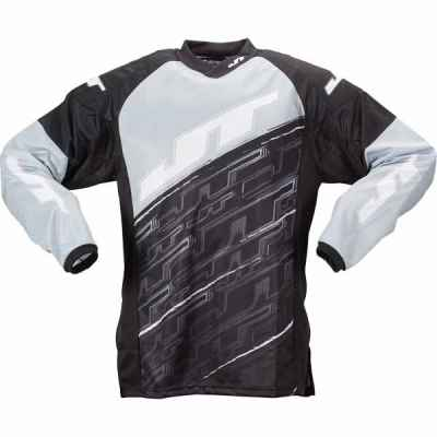 JT Tournament Paintball Jersey (grau) - XL | Paintball Sports