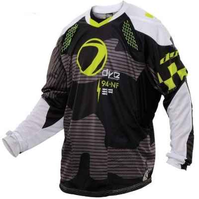 DYE C14 Paintball Jersey / Trikot (Bomber Black Lime, 2XL/3XL) | Paintball Sports