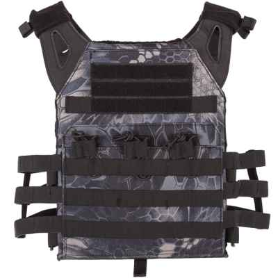 ACM Jumper Tactical Molle Weste (Kryptek Black) | Paintball Sports