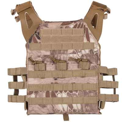 ACM Jumper Tactical Molle Weste (Kryptek Desert) | Paintball Sports