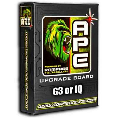 A.P.E. Rampage US Board für Dangerous Power E1  / G3 / G3 IQ | Paintball Sports