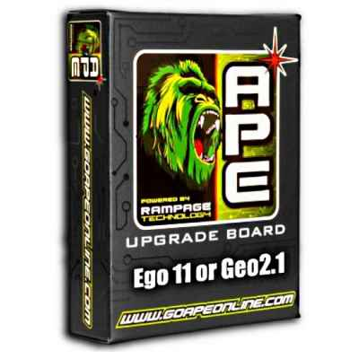 A.P.E. Rampage OLED US Board für Ego11 / GEO2.1 / GEO3 | Paintball Sports