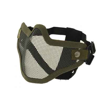 Paintball / Airsoft Face Mask C.O.D. Style (oliv) | Paintball Sports