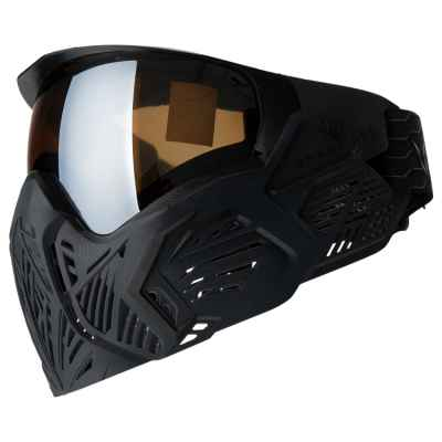 BunkerKings CMD / Command Paintball Maske LTD Edtion (Black Carbon) | Paintball Sports
