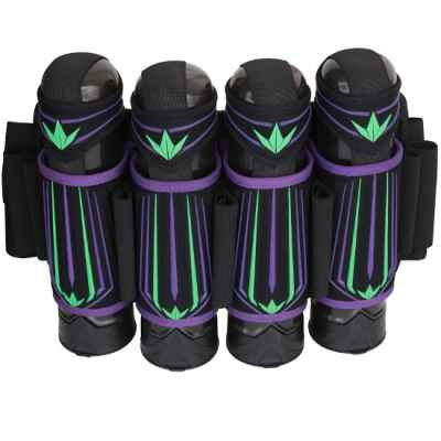 Bunker Kings Supreme V3 Paintball Battlepack 4+5 (Purple Lime) | Paintball Sports