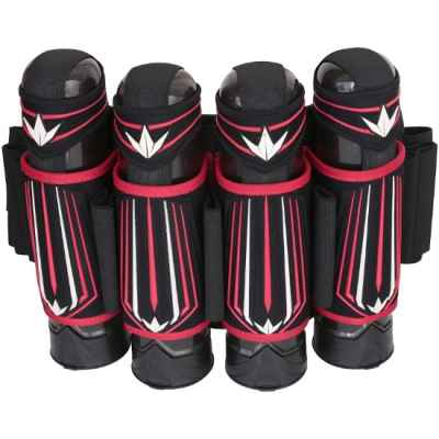 Bunker Kings Supreme V3 Paintball Battlepack 4+5 (rot/weiss) | Paintball Sports