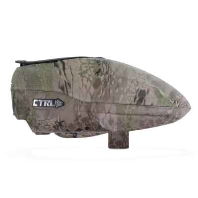 Bunkerkings CTRL Paintball Hopper (Highlander Camo) | Paintball Sports