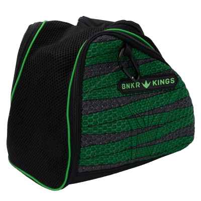 Bunkerkings Supreme Goggle Bag (Lime Laces) | Paintball Sports