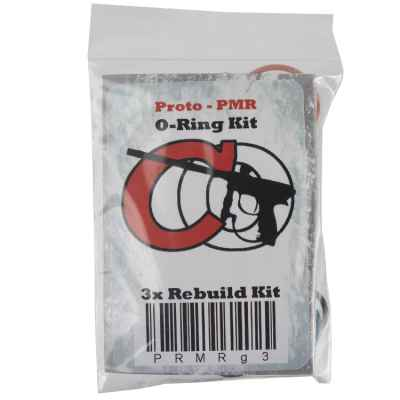 Captain O-Ring Proto PMR (Gen1&2) Paintball Markierer Colored O-Ring Kit (Medium) | Paintball Sports