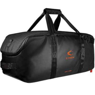 Carbon 38L Collapsible Buffle Bag / Rucksack (schwarz) | Paintball Sports