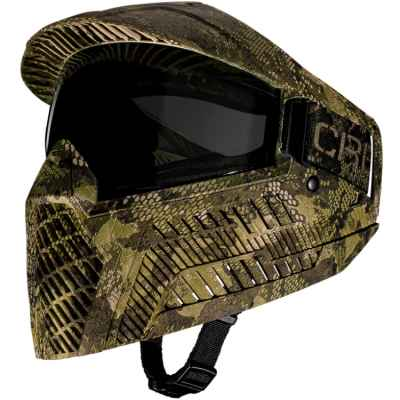 Carbon OPR Paintball Maske (Camo) | Paintball Sports