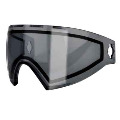 Carbon OPR Paintball Thermal Maskenglas (Smoke) | Paintball Sports