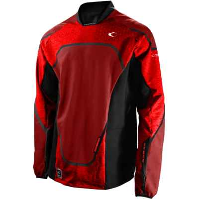 Carbon CC Paintball Jersey (rot) 2XL | Paintball Sports
