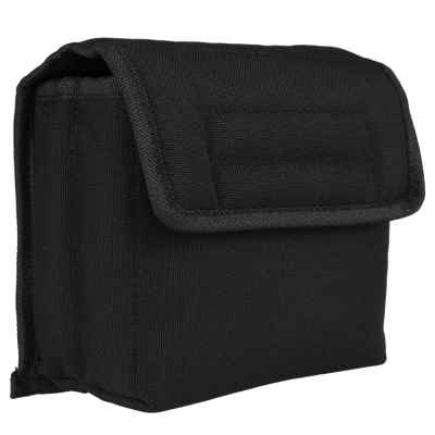 Carmatech SAR-12 Double Mag Pouch / 2er Magazintasche (schwarz) | Paintball Sports