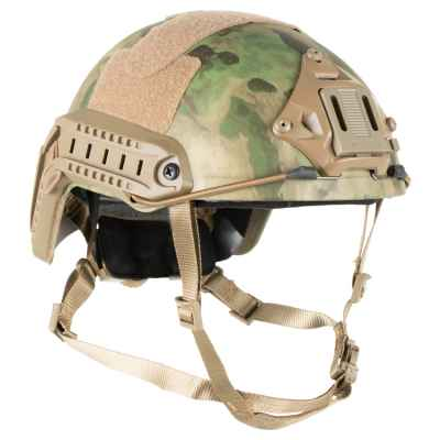 DELTA SIX Tactical MH Pro FAST Helm  für Paintball / Airsoft (A-Tacs FG) | Paintball Sports