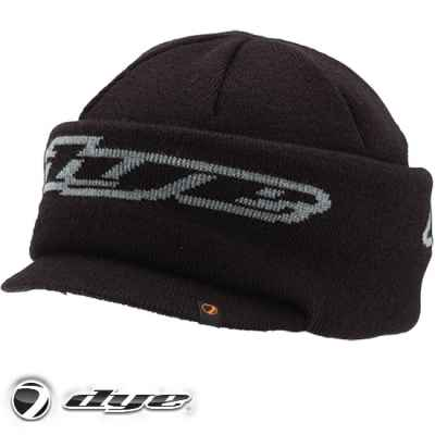 DYE Blackops Beanie Paintball Mütze (schwarz) | Paintball Sports